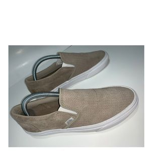 Pre owned unisex slip on vans